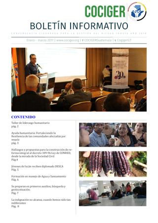 Boletín Informativo 1-2 año 2017