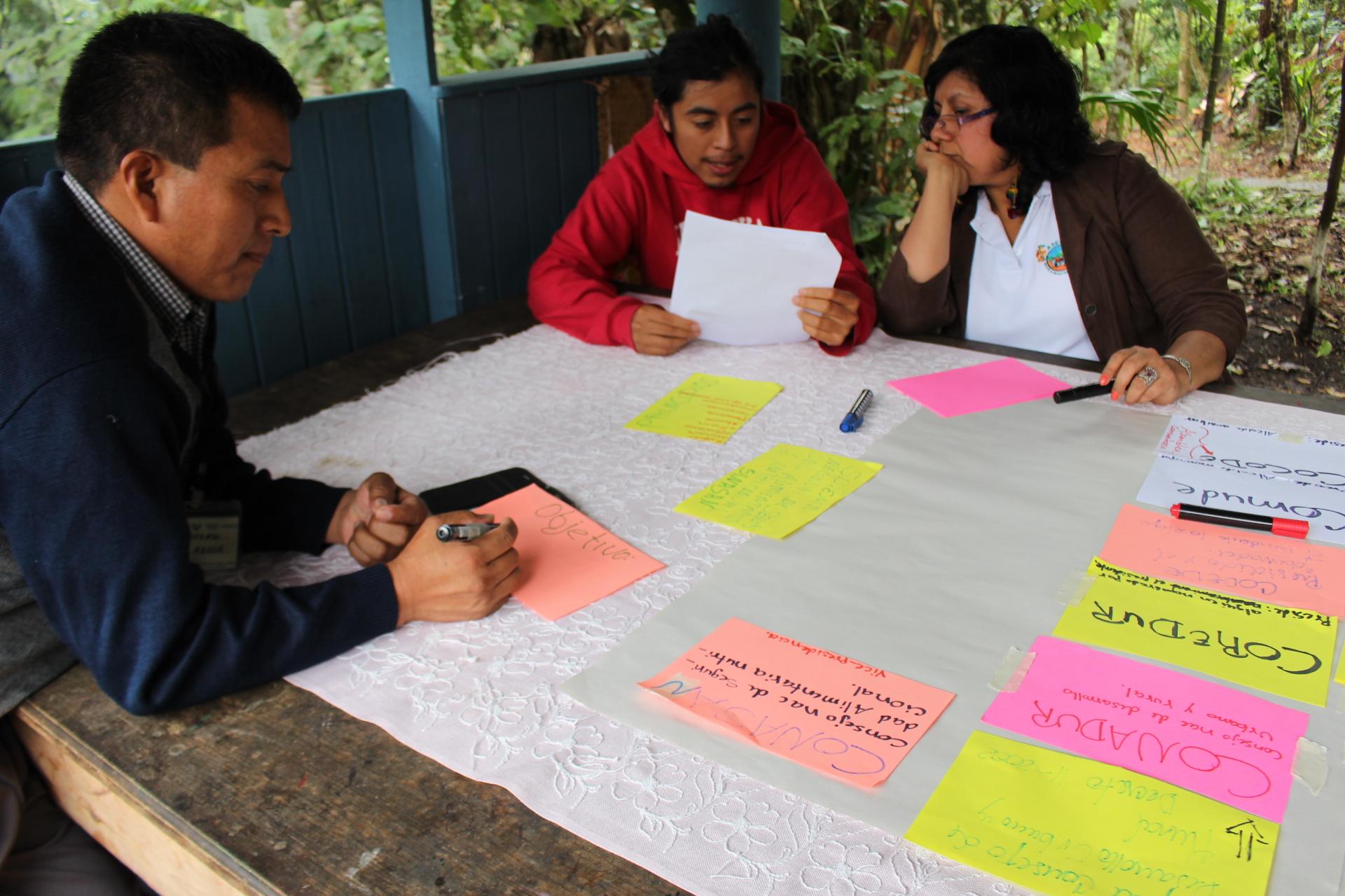 Analizando leyes y marcos regulatorios nacionales e internacionales definidas para la gobernanza de la reducción de riesgos a desastres